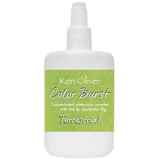 Ken Oliver Color Burst Powder 6Gm-Terrestrial