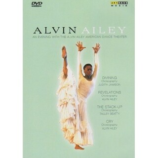 Alvin Ailey: An Evening with the Alvin Ailey Ameri [DVD]
