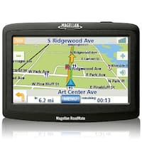 Refurbished Magellan RoadMate 1412 4.3-inch Automotive GPS w/ Turn-by-Turn Voice & Visual Guidance