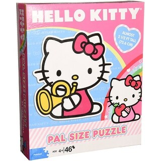 Hello Kitty Pal Size Puzzle