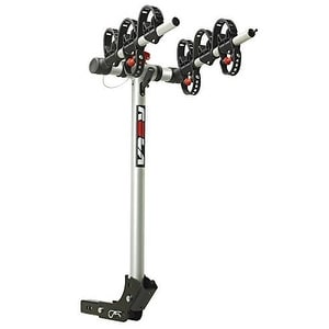 ROLA 59403 TX Hitch Mount 3-Bike Carrier with Tilt & Security