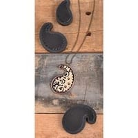 Leather Paisley Stack-Sizzix Movers & Shapers Magnetic Die Set By Jill Mackay
