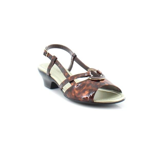 Easy Spirit Tempe Women's Sandals & Flip Flops Tortoise