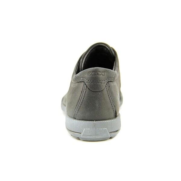 Women Leather Black Fashion Sneakers