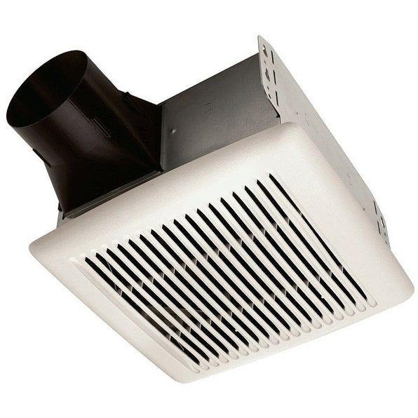 Broan A110 Invent Single-Speed Ventilation Fan, 110 CFM, 3.0 Sones