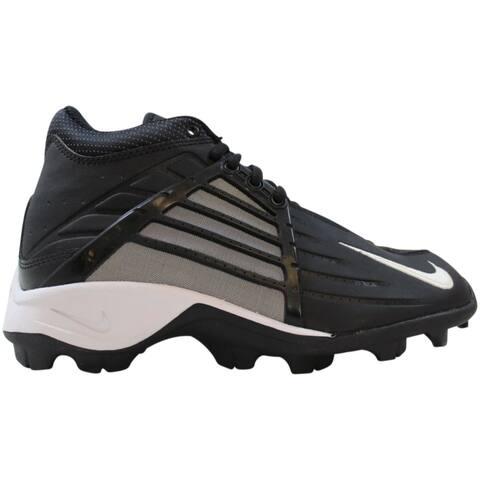 Nike Impact Shark Black/White-Metallic Silver 302898-011 Grade-School Size 4Y