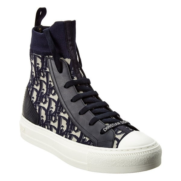 dior high top shoes