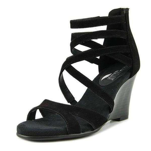 Aerosoles Glossary Women Black Sandals