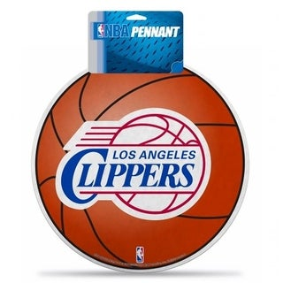 Los Angeles Clippers Die-Cut Pennant