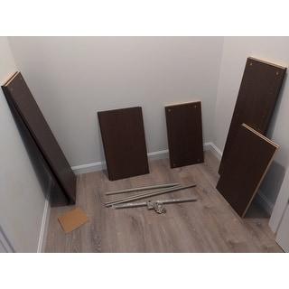 ClosetMaid SuiteSymphony 25-inch Wide Closet Organizer Kit