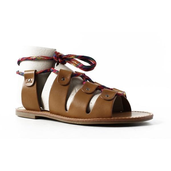 8de12dc2bed Shop Indigo Rd. Womens Irbarri Natural Gladiator Sandals Size 8.5 ...