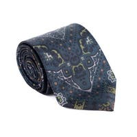 Tom Ford Abstract Print 100% Silk  Tie - One size