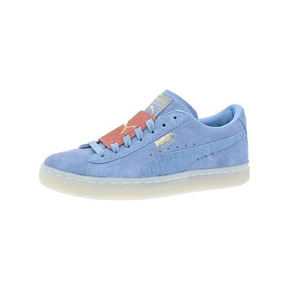 72a0889139e1 Puma Girls Suede Epic Remix Jr. Fashion Sneakers Big Kid Low-Top - 6.5