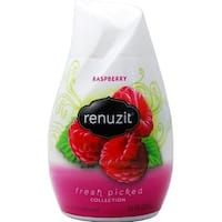 Renuzit Fresh Picked Collection Gel Air Freshener, Raspberry 7 oz