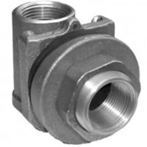 "Simmons 1822SB Pump Pitless Adapter, 1-1/4"""