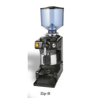 LA Pavoni ZIP Commercial Coffee Grinder, Black