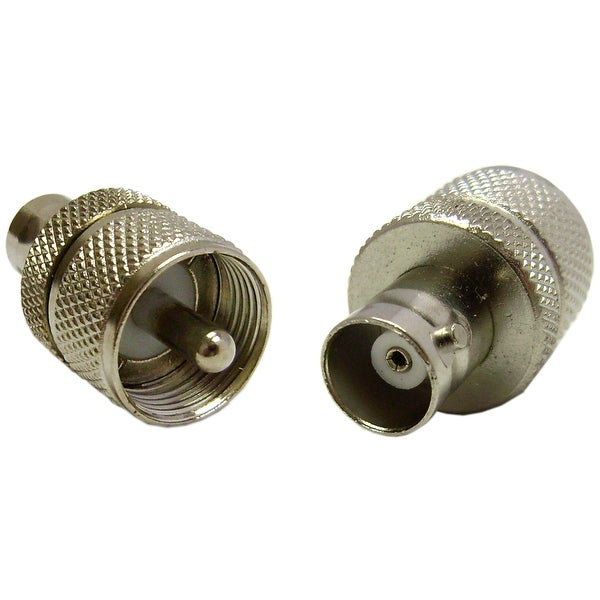 Offex BNC Female to UHF (PL259) Male Adapter