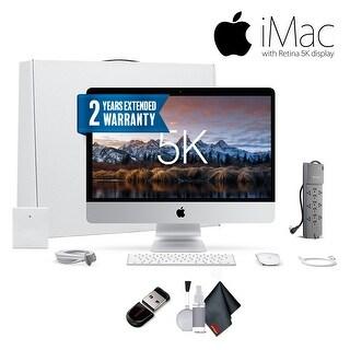"""Apple iMac 27"""", 3.5GHz Intel Core i5, 8GB RAM, With Warranty"""