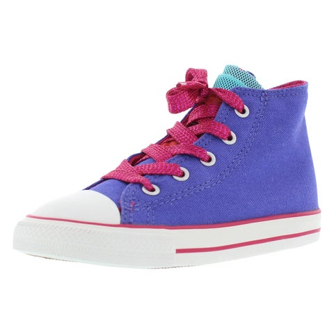 Converse Chuck Taylor Hi Party Infant Girls Shoes