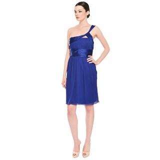 Marc Bouwer Silk Charmeuse Eve Dress