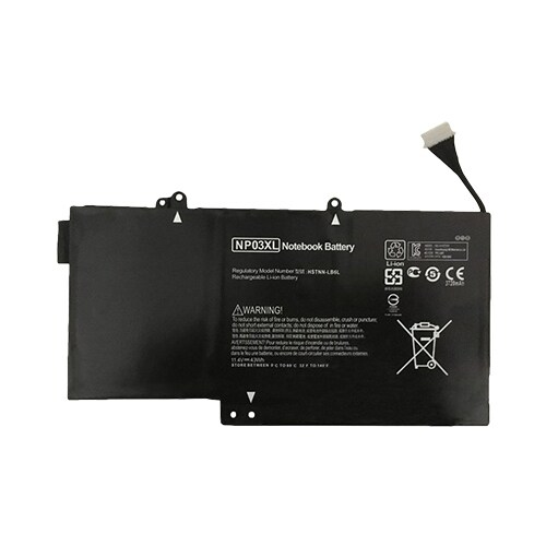 Battery for HP 761230-005 (Single Pack) Replacement Battery