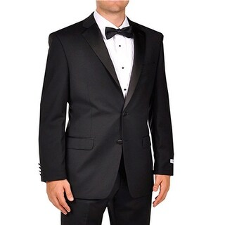 Calvin Klein Men's Modern Fit Wool Tuxedo Separate Jacket