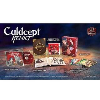 Sega - Cr-01970-3 - Culdcept Revolt 3Ds Lmtd Edtn