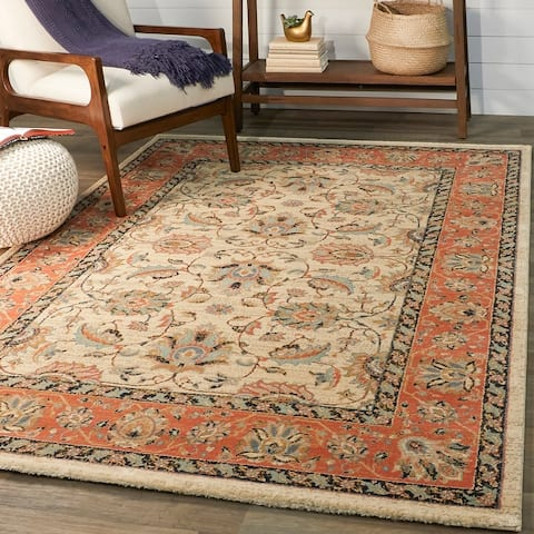 Copper Grove Casimiro Oriental Indoor Area Rug