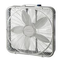 "Lasko 3723 Premium Portable Box Fan, 20"", 3-Speed"
