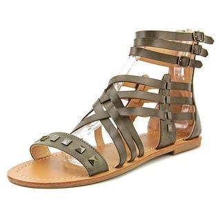 Indigo Rd. Dansel Women Open Toe Synthetic Gladiator Sandal