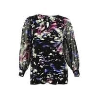 Alfani Women's Embellished Blouse