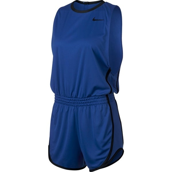 Nike Womens Romper Fitness Workout. Opens flyout.