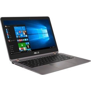 "Asus ZenBook Flip UX360UA-DS51T 13.3"" Touchscreen LCD Notebook - (Refurbished)"