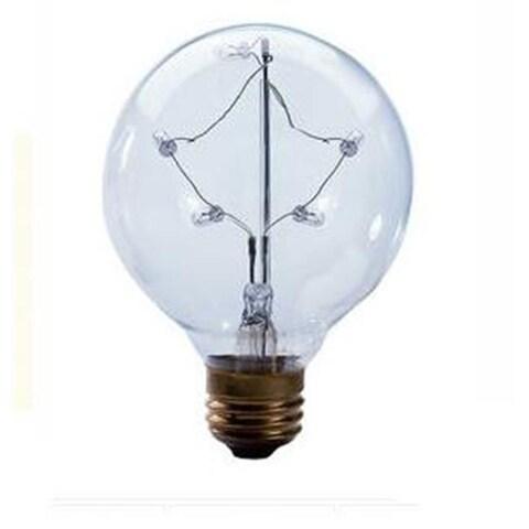 5 Watt 130 Volt G25 Standard Base 5 miniature bulbs Novelty Light Bulb