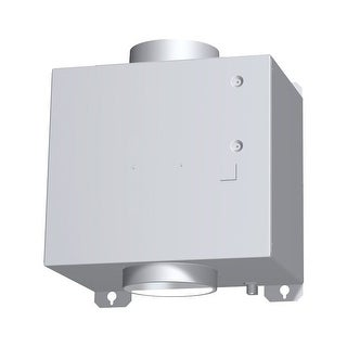 """Bosch DHZDHR6 6"""" Transition for Downdraft Remote and Inline Blowers"""