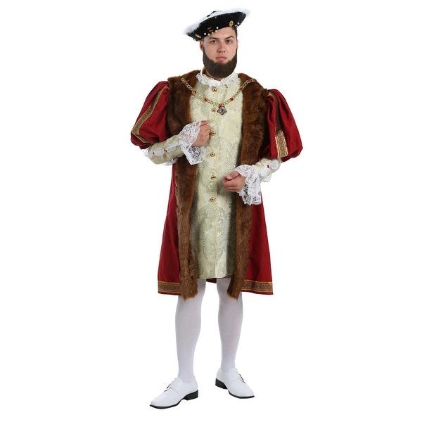 King Henry Costume for Men