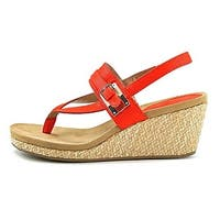 Style & Co. Womens JODII Split Toe Casual Platform Sandals