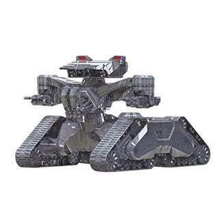 Terminator 2 Hunter Killer Tank 1/32 Scale Plastic Model Kit - multi