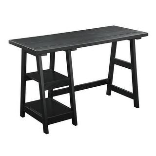Link to Porch & Den Logan Desk Similar Items in Desks & Computer Tables