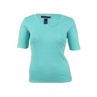 Karen Scott Tops Find Great Women S Clothing Deals Shopping At