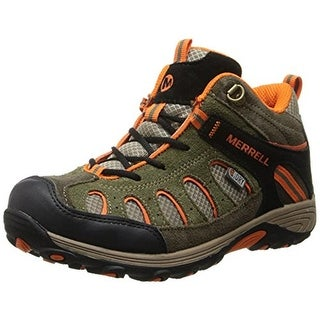 Merrell Boys Chameleon Waterproof Hiking, Trail Shoes