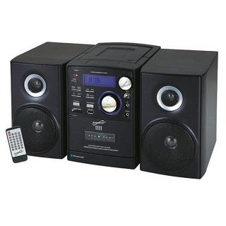 Supersonic - Sc-807 - Bt Mp3 Cd Micro Stereo System