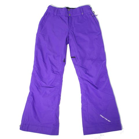 Obermeyer Girls Pants Deep Purple Size XL Insulated Water-Repellant