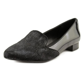 KG By Kurt Geiger Lolly Round Toe Patent Leather Flats