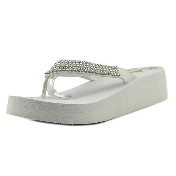 Callisto St. Barth Women White Sandals
