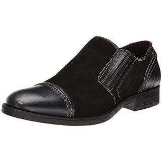 Bacco Bucci Mens Gentile Leather Slip On Loafers - 12 medium (d)