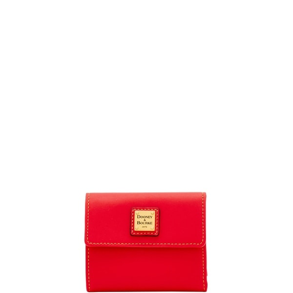 Dooney & Bourke Emerson Small Flap Wallet (Introduced by Dooney & Bourke at $128 in Apr 2018)