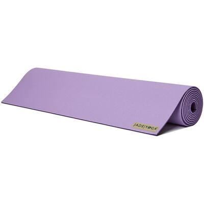 "Jade Yoga 368P Harmony Mat, Purple, 3/16"" 24"" x 68"""