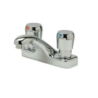 """Zurn Z86500-XL 4"""" Centerset Slow-Closing Lead Free Double Handle Faucet from the AquaSpec Collection"""