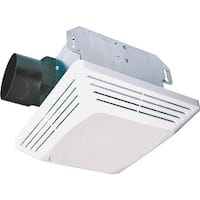Air King ASLC120 Combination Exhaust Fans With Light, 120 CFM